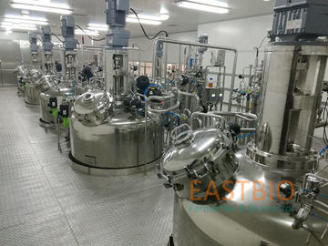 China Floor Stand Commercial Fermenter Sterilizable Conductivity Probe Clean Steam factory